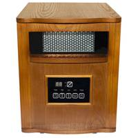 King Electric 6 Tube Infrared Wood Cabinet Heater from Blain's Farm and Fleet