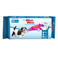 Four Paws Wee - Wee Dog Diapers from Blain's Farm and Fleet