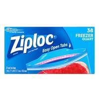 Ziploc Freezer Bag Value Pack from Blain's Farm and Fleet