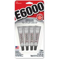 E6000 Mini 4 Pack Industrial Strength Adhesive from Blain's Farm and Fleet