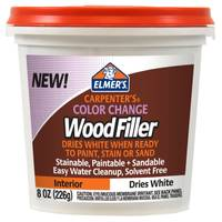 Elmer's Color Change Woodfiller - White from Blain's Farm and Fleet