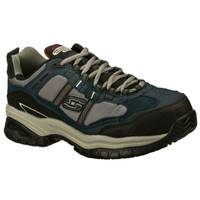 Skechers Men's Relaxed Fit Grinnel Composite Toe Work Shoe from Blain's Farm and Fleet