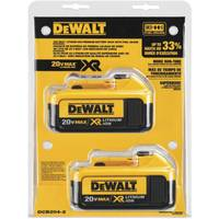 DEWALT 20V MAX Premium Li-Ion Battery Combo Pack from Blain's Farm and Fleet