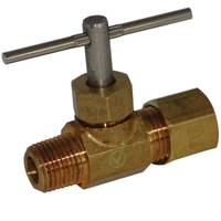 JMF Lead Free MIP Straight Needle Valve from Blain's Farm and Fleet