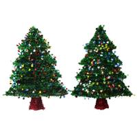 FC Young & Co Inc. Tinsel Specialty Tree Assortment from Blain's Farm and Fleet