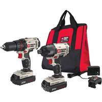 PORTER-CABLE 20V Lithium Ion 2 Tool Combo Kit from Blain's Farm and Fleet