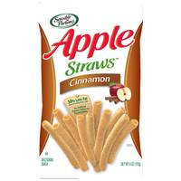 Sensible Portions 6  Ounce Apple Cinnamon Straws from Blain's Farm and Fleet