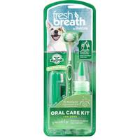 TropiClean Fresh Breath Oral Care Kit from Blain's Farm and Fleet