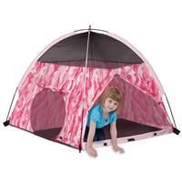 Pacific Play Tents Pink Camouflage Play Tent from Blain's Farm and Fleet