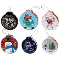 Lindy Bowman, Co. Embossed Ornament Gift Card Tin Assortment from Blain's Farm and Fleet