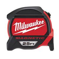 Milwaukee 25' Magnetic Tape Measure from Blain's Farm and Fleet