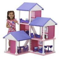 American Plastic Toys Fashion Doll Delightful Dollhouse from Blain's Farm and Fleet
