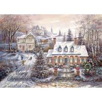 LPG Greetings Holiday Magic Foil Christmas Cards from Blain's Farm and Fleet