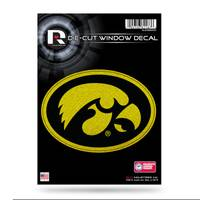 All Star Sports University of Iowa Bling Die Cut Decal from Blain's Farm and Fleet