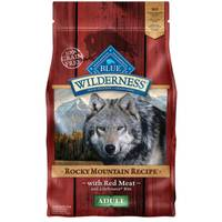 Blue Buffalo Wilderness 4 lb Grain Free Rocky Mountain Recipe with Red Meat Adult Dog Food from Blain's Farm and Fleet