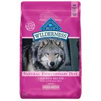 Blue Buffalo Wilderness Chicken Small Breed Adult Dry Dog Food from Blain's Farm and Fleet