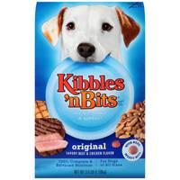 Kibbles 'n Bits Original Dog Food from Blain's Farm and Fleet