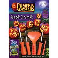 Pumpkin Masters Pumpkin Carving Kit from Blain's Farm and Fleet