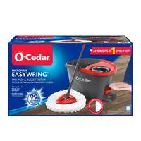 O-Cedar Easy Wring Spin Mop & Bucket from Blain's Farm and Fleet