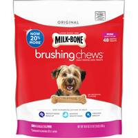 Milk-Bone Brushing Chews Daily Dental Treats from Blain's Farm and Fleet