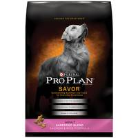 Purina Pro Plan Savor Adult Shredded Blend Salmon & Rice Dog Food from Blain's Farm and Fleet