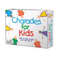 Pressman Charades for Kids from Blain's Farm and Fleet