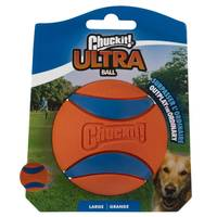 Chuckit! Large Ultra Ball from Blain's Farm and Fleet