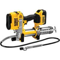 DEWALT 20V Max Lithium Ion Cordless Grease Gun from Blain's Farm and Fleet
