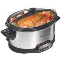 Hamilton Beach Programmable Slow Cooker from Blain's Farm and Fleet