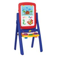 Crayola Qwikflip 2-Sided Easel from Blain's Farm and Fleet