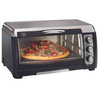 Hamilton Beach 6 Slice Capacity Toaster Oven Broiler from Blain's Farm and Fleet
