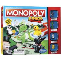 Hasbro Monopoly Junior Board Game from Blain's Farm and Fleet