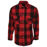 Work n' Sport Men's Brawny Flannel Shirt from Blain's Farm and Fleet
