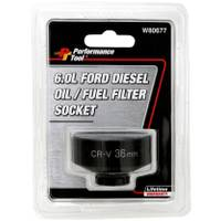 Performance Tool Oil/Fuel Filter Socket from Blain's Farm and Fleet