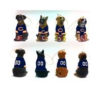 Evergreen Enterprises Chicago Bears Team Dog Ornaments Assortment from Blain's Farm and Fleet