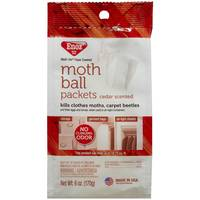 Enoz Moth-Tek Cedar Scented Moth Ball Packets from Blain's Farm and Fleet