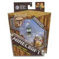 Mattel Minecraft Mini Figures Pack Assortment from Blain's Farm and Fleet