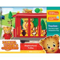 PBS Kids Daniel Tiger's Neighborhood Trolley Playset from Blain's Farm and Fleet