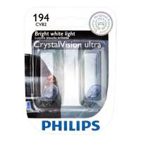 Philips Automotive Lighting 194CVB2 CrystalVision Signaling Mini Light Bulbs from Blain's Farm and Fleet