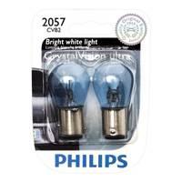 Philips Automotive Lighting 2057CVB2 CrystalVision Signaling Mini Light Bulbs from Blain's Farm and Fleet