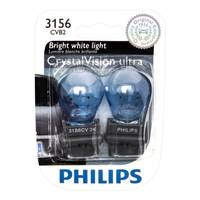 Philips Automotive Lighting 3156CVB2 CrystalVision Signaling Mini Light Bulbs from Blain's Farm and Fleet