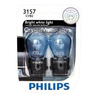 Philips Automotive Lighting 3157CVB2 CrystalVision Signaling Mini Light Bulbs from Blain's Farm and Fleet