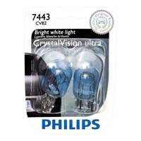 Philips Automotive Lighting 7443CVB2 CrystalVision Signaling Mini Light Bulbs from Blain's Farm and Fleet