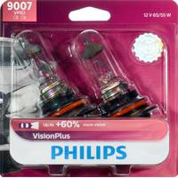 Philips Automotive Lighting 9007 VisionPlus Headlight (Twin Pack) from Blain's Farm and Fleet