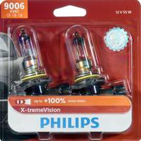 Philips Automotive Lighting 9006 X-tremeVision Headlight (Twin Pack) from Blain's Farm and Fleet