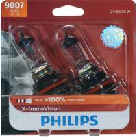 Philips Automotive Lighting 9007 X-tremeVision Headlight (Twin Pack) from Blain's Farm and Fleet