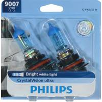 Philips Automotive Lighting 9007 CrystalVision Ultra Headlight (Twin Pack) from Blain's Farm and Fleet