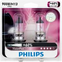 Philips Automotive Lighting 9008 VisionPlus Headlight (Twin Pack) from Blain's Farm and Fleet