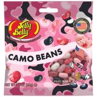 Jelly Belly Pink Camo Jelly Bean Mix from Blain's Farm and Fleet