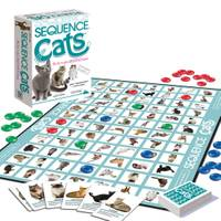 Jax Sequence Cats Game from Blain's Farm and Fleet